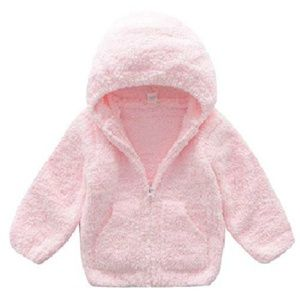 Other - Toddler Baby Boys Girls Cute Fleece Thick Hoodie